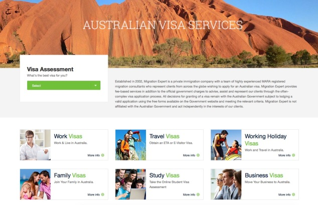 Australian Visa Services